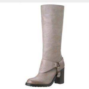 Lauren Ralph Lauren 6.5 Delsa Leather Riding Boots